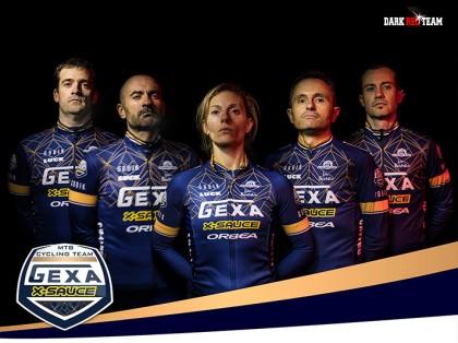 Presentado el Gexa / X-Sauce MTB Cycling Team