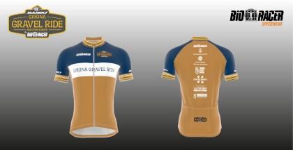 Presentado el maillot oficial de la Basso Bikes Girona Gravel Ride