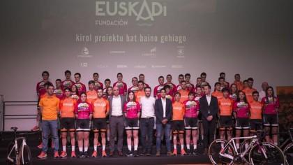 Presentado el proyecto de la Fundación Euskadi para 2019