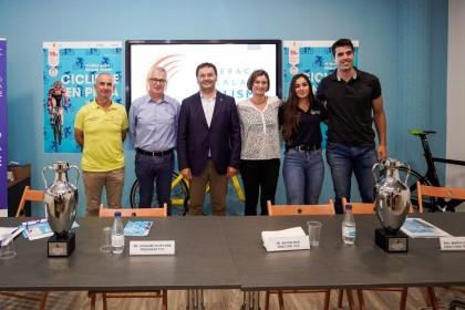 Presentado el Trofeu Internacional Ciutat de Barcelona de pista