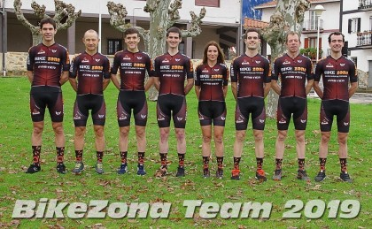 Presentado un Bikezona Team más ilusionante que nunca