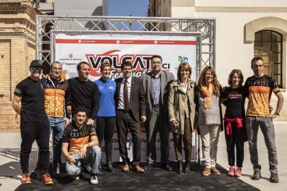 Presentado el XV aniversario de la VolCAT