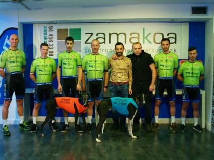 Presentado el Zamakoa Construcciones - ZonaBike
