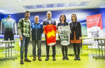 Presentados los campeonatos de España de ciclocross Pontevedra 2019