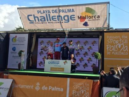 Primeras inscripciones para la Playa de Palma Challenge Ciclista Mallorca 2020