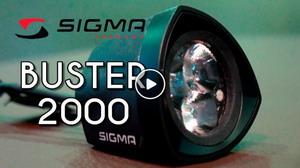 Probamos el faro más potente de Sigma: el BUSTER 2000
