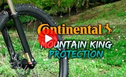 Probamos las Mountain King ProTection by Continental
