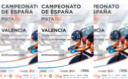 Programa Campeonato de España Pista Élite y Sub-23 2019