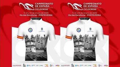 Programa campeonatos de España de ciclocross Pontevedra 2019