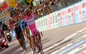 Nueva victoria de Purito Rodriguez en el Giro 2012