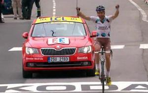 Quintana escala hasta el podio del Tour de Francia