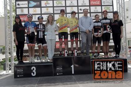Récord de corredoras inscritas en La Vuelta a Ibiza BTT