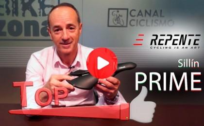 REPENTE Prime posiblemente el mejor sillín de carbono que hemos probado en Bikezona