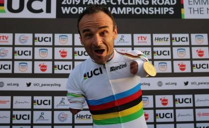 Ricardo Ten lidera una brillante lista de paraciclistas que disputarán la Vuelta a Ibiza Campagnolo 2019