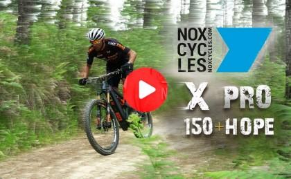 Roberto Núñez disfruta a tope con la NOX X PRO 150 +HOPE en este nuevo test