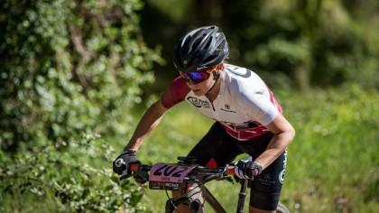 Rocío del Alba García se hace mayor y gana la Rioja Bike Race