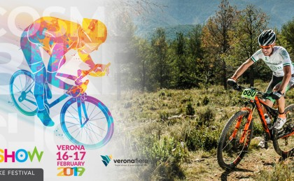 Rodamientos ISB Sports se presenta en la Feria Cosmo Bike de Verona