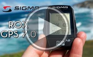 ROX GPS 7.0 de SIGMA con Strava Live