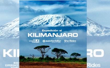 Ruth Moll tratará de alcanzar el Kilimanjaro en bicicleta