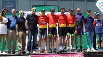 Sánchez Cidoncha, Martín, García y Moreno, campeones de la Copa de España Máster 2019
