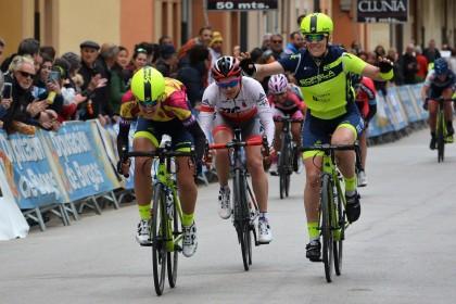 Sara Martín se hace con la victoria en Villarcayo