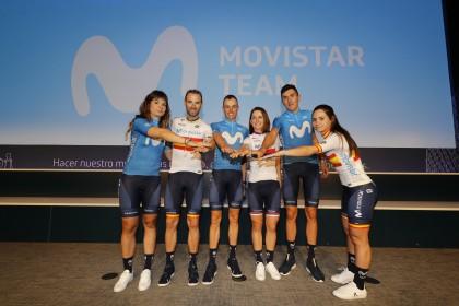 Se presenta el Movistar Team 2020