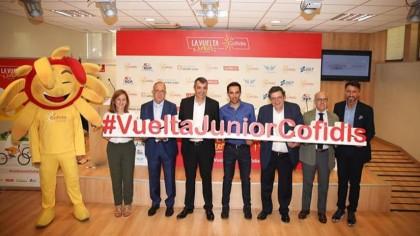 Se presenta la Vuelta Junior Cofidis 2019