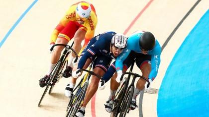 Segunda jornada del mundial de ciclismo de pista