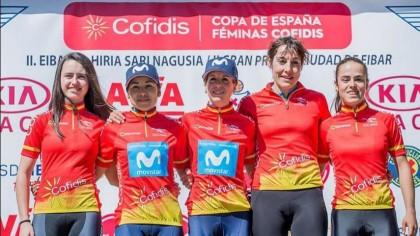 Segunda prueba de la Copa de España Féminas con el I Trofeo Bajo Andarax