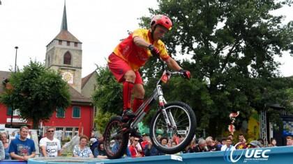 Selección Española para el Mundial de Ciclismo Urbano que se disputa en Chengdu