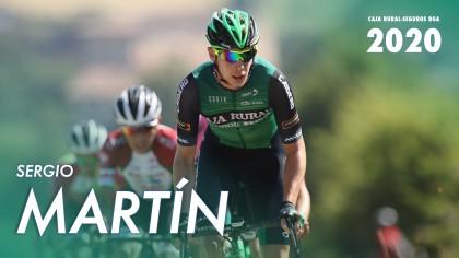 Sergio Martín salta al primer equipo del Caja Rural-Seguros RGA