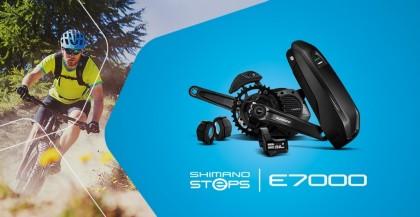 Shimano presenta su nuevo sistema Steps E7000 para e-MTB