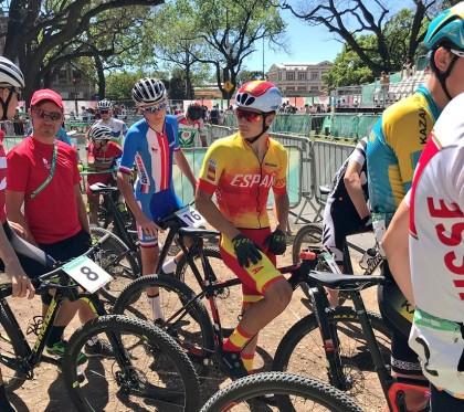 Short Track XC para la selección en los Juegos de la Juventud
