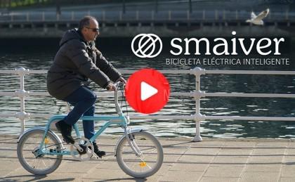 Smaiver la smart bike ligera e inteligente para tus desplazamientos por la ciudad