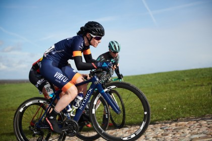 Sofia Bertizzolo finalmente no podrá correr en el Movistar Team 2020
