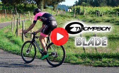 Solo en BIKEZONA: Probamos la innovadora Thompson Blade