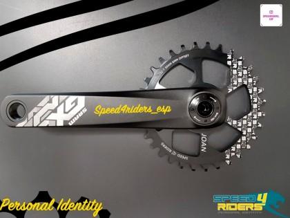 Speed4riders tu nueva marca de componentes para la bicicleta