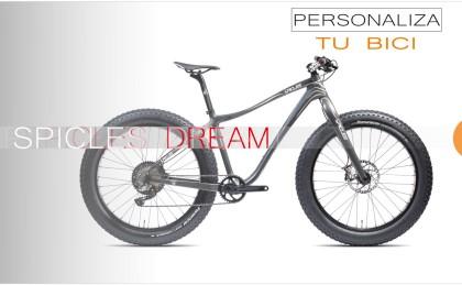 Spicles, el placer de disfrutar de una bicicleta 100% personalizada
