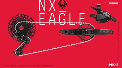 Sram Eagle cuenta ya con su nuevo grupo NX