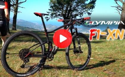 SuperTest: Subimos al Olimpo de las bicicletas con la Olympia F1-XN