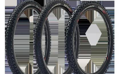 Taipan, Gila y Toro, todo sobre los nuevos neumáticos de Hutchinson