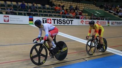 Tania Calvo, entre las 8 mejores del mundo en Velocidad Individual