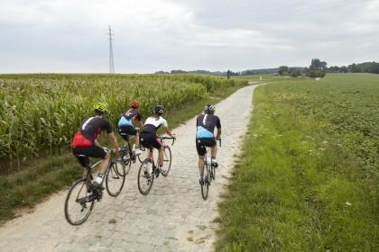 Te ayudamos a organizar tu ruta ciclista por la región de Flandes