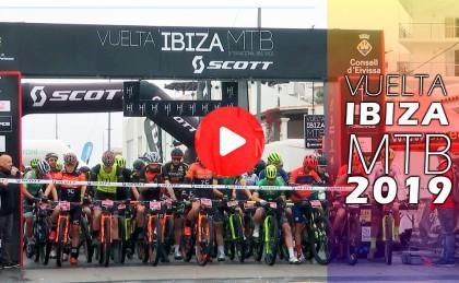 Te dejamos el vídeo resumen de la Vuelta a Ibiza BTT 2019