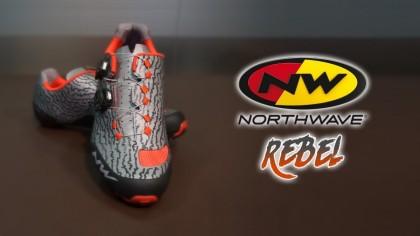 Te presentamos las Zapatillas MTB Northwave REBEL