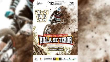 Teror preparada para acoger el Campeonato de España de Descenso 2019