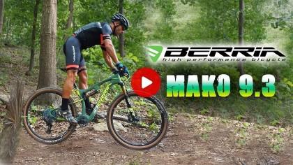 Testmanía: BERRIA MAKO 9.3,  una doble suspensión de alto nivel