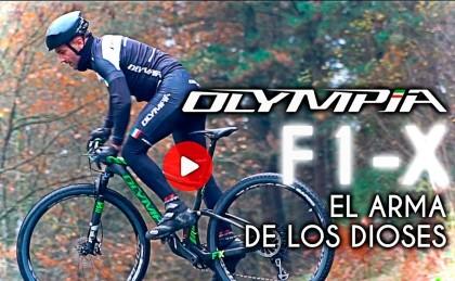 Testmanía: Ponemos al límite la Olympia F1-X .. ¡y arrasa con todo!
