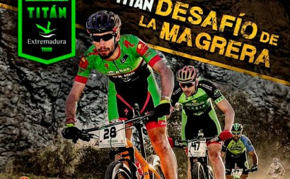 Titán Desafío de la Magrera, segunda cita del Titán Extremadura Tour