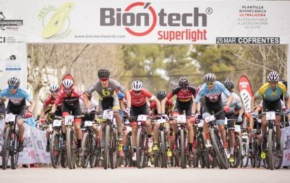 Todo listo en Cofrentes para el comienzo del Superprestigio MTB Biontech 2019